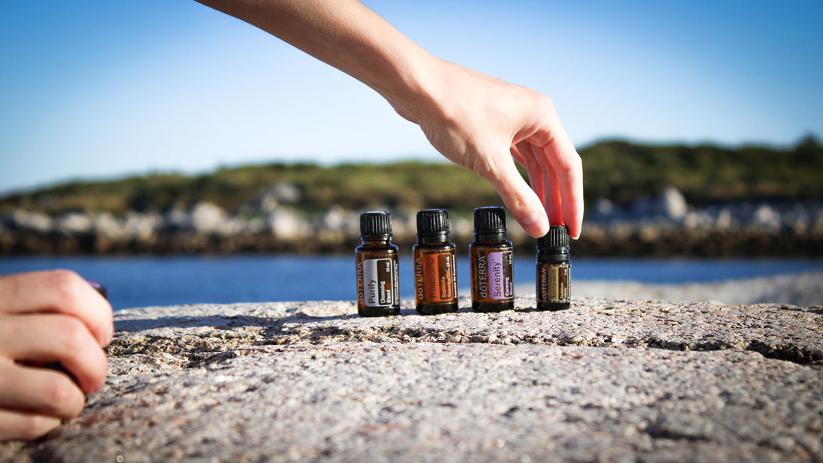 Essential Oils Workshop at Aumbience Yoga & Wellness